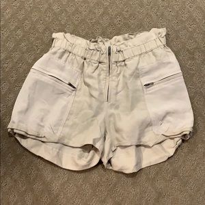 wilfred linen shorts